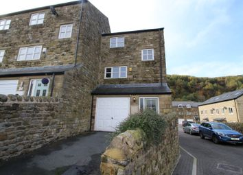 Thumbnail 3 bed end terrace house for sale in Jubilee Way, Todmorden, West Yorkshire