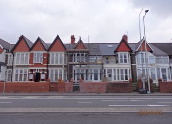 Thumbnail 6 bed terraced house to rent in North Road, Cardiff