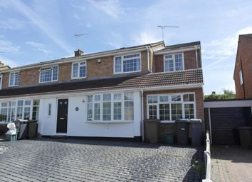 Thumbnail 5 bed semi-detached house for sale in Champions Way, South Woodham Ferrers, Chelmsford
