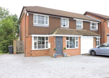 Thumbnail 3 bedroom semi-detached house for sale in Whitehaven, Luton