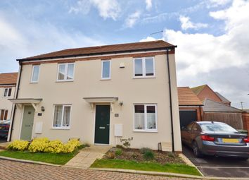 Thumbnail 3 bed semi-detached house for sale in Potteries Lane, Chilton, Didcot