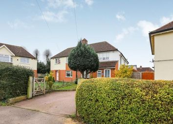 Thumbnail 4 bed semi-detached house for sale in Beaumont Close, Hitchin, Herts, England