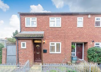 Thumbnail 3 bed end terrace house to rent in Telford Close, London