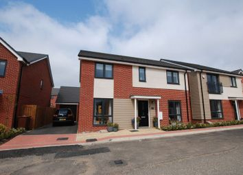 Thumbnail 4 bedroom detached house for sale in Bridget Gardens, Newcastle Upon Tyne