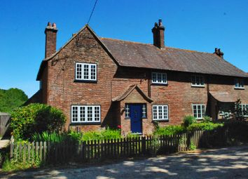 Thumbnail 3 bed semi-detached house to rent in Exbury, Southampton, Hampshire
