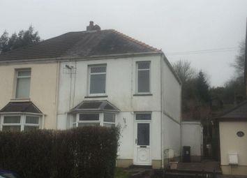 Thumbnail 3 bed property to rent in Main Road, Dyffryn Cellwen, Neath