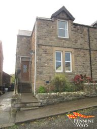 Thumbnail 1 bed semi-detached house for sale in Comb Hill, Haltwhistle, Northumberland