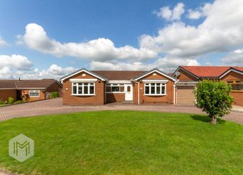 Thumbnail 3 bed bungalow for sale in Hollowell Lane, Horwich, Bolton, Greater Manchester