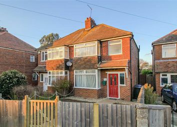 Thumbnail 3 bed semi-detached house to rent in Westfield Road, Margate