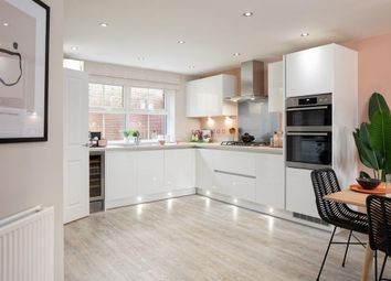 """Thumbnail 4 bedroom detached house for sale in """"Thornton"""" at Post Hill, Tiverton"""