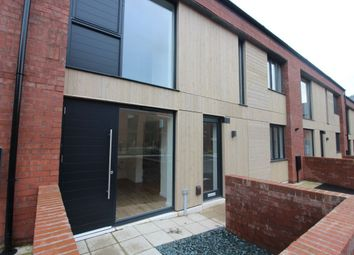 Thumbnail 2 bed town house for sale in Houldsworth Street, Reddish