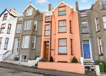 Thumbnail 4 bed terraced house for sale in Stanley Road, Criccieth