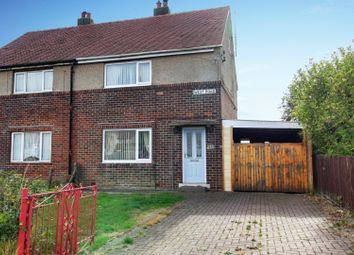 Thumbnail 2 bed semi-detached house for sale in West Road, Filey, North Yorkshire