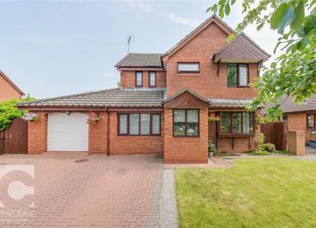 Thumbnail 5 bed detached house for sale in Winstanley Road, Little Neston, Neston, Cheshire
