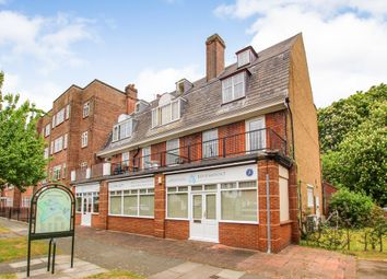 Thumbnail 3 bed flat to rent in Hare Hall Lane, Gidea Park, Romford