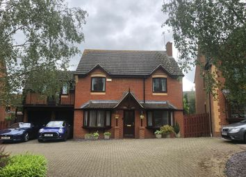 Thumbnail 5 bed detached house for sale in Powis Lane, Westcroft, Milton Keynes