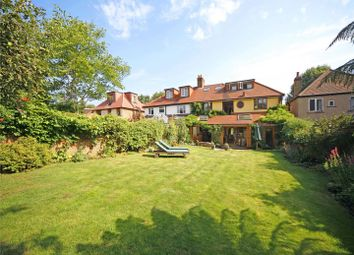 Thumbnail 4 bedroom semi-detached house for sale in Cassilis Road, St Margarets, Twickenham
