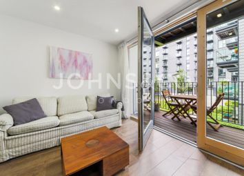 Thumbnail 1 bed flat to rent in Compass House, 21 Wapping Lane