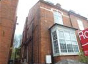 Thumbnail 1 bedroom flat to rent in Persehouse Street, Walsall