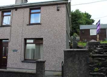Thumbnail 2 bed semi-detached house for sale in Penrhyndeudraeth, Penrhyndeudraeth