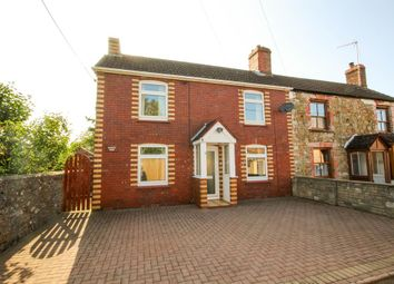Thumbnail 2 bed semi-detached house for sale in Newtown, Charfield