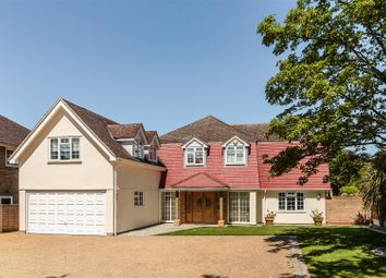Thumbnail 5 bed detached house for sale in Norsey Road, Billericay