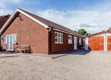 Thumbnail 3 bed detached bungalow for sale in Palmer Avenue, Irthlingborough, Wellingborough, Northamptonshire