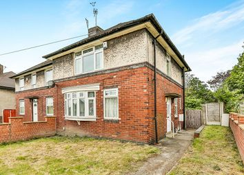 Thumbnail 3 bed terraced house to rent in Milnrow Drive, Sheffield