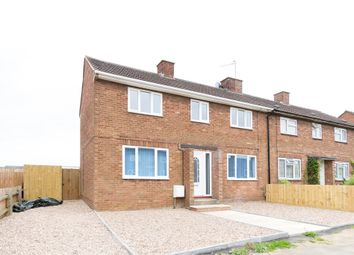 Thumbnail 3 bed semi-detached house for sale in Baker Crescent, Irchester, Wellingborough