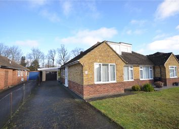 Thumbnail 3 bed semi-detached bungalow for sale in Lawford Crescent, Yateley, Hampshire