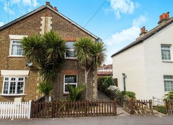 Thumbnail 2 bedroom semi-detached house for sale in New Malden, Surrey, England