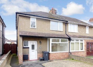 Thumbnail 2 bedroom semi-detached house to rent in Somerset Road, Swindon, Wiltshire