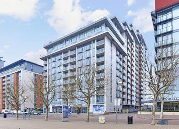 Thumbnail 1 bed flat for sale in The Oxygen Building, Royal Victoria