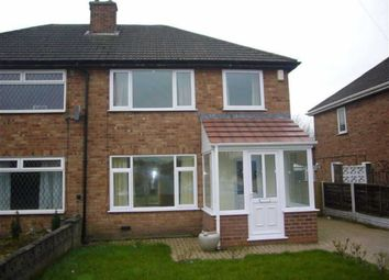 Thumbnail 3 bed semi-detached house for sale in Gough Avenue, Orford, Warrington, Cheshire