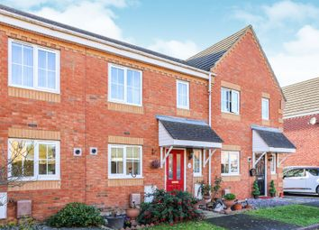 Thumbnail 3 bed terraced house for sale in Sunderland Place, Shortstown, Bedford
