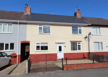 Thumbnail 3 bedroom terraced house for sale in Firbeck Crescent, Langold, Worksop