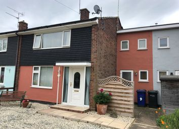 Thumbnail 3 bed terraced house for sale in Cambridge Walk, Bury St. Edmunds