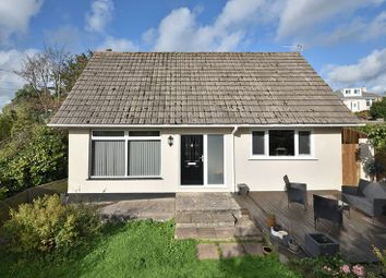Thumbnail 3 bed detached bungalow for sale in Trescobeas Road, Falmouth