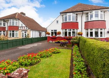 Thumbnail 3 bedroom semi-detached house for sale in Broad Road, Eastbourne, East Sussex
