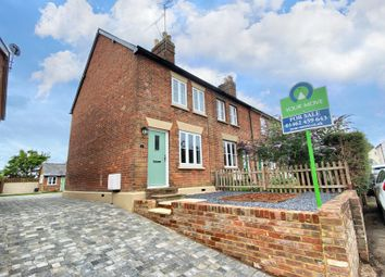 Thumbnail 2 bed end terrace house for sale in Froghall Lane, Walkern, Stevenage, Hertfordshire