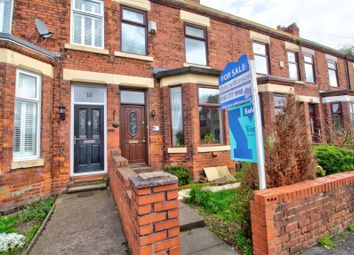 Thumbnail 3 bed terraced house for sale in Clarendon Road, Irlam, Manchester