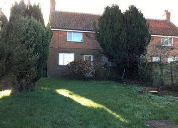 Thumbnail 3 bed semi-detached house for sale in 4 Yarmouth Road, Thorpe-Next-Haddiscoe, Norwich, Norfolk