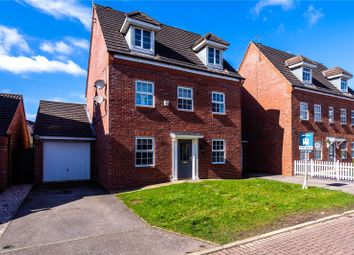 Thumbnail 5 bed detached house to rent in Lockside Close, Glen Parva, Leicester, Leicestershire