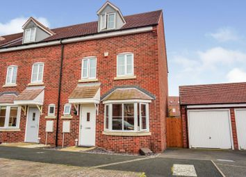 Thumbnail 4 bed town house for sale in Wenlock Rise, Bridgnorth