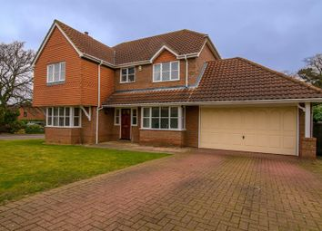 Thumbnail 5 bed detached house for sale in Windingbrook Lane, Collingtree, Northampton