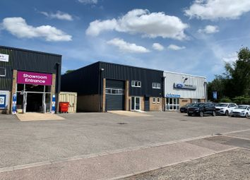Thumbnail Warehouse to let in Greyfriars Road, Bury St Edmunds