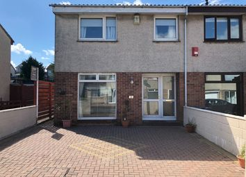 Thumbnail 3 bed end terrace house for sale in Peacocktail Close, Newcraighall, Edinburgh