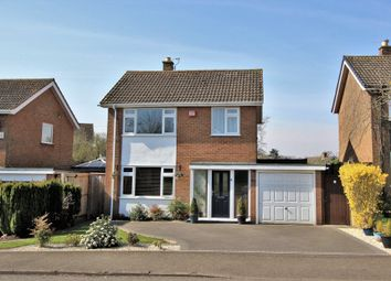 Thumbnail 3 bed detached house for sale in High Street, Packington, Ashby-De-La-Zouch