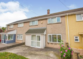 3 bed terraced house for sale in Burnham Avenue, Llanrumney, Cardiff CF3