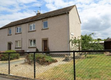 Thumbnail 2 bed semi-detached house for sale in Park Road, Ormiston, Tranent
